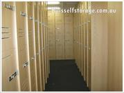 Get secure private lockers at affordable rates
