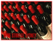 Professional Wine Storage Facility in Sydney