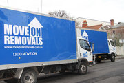 House Movers in Melbourne - Move On Removals