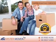 Melbourne House Removals - Mister Mover