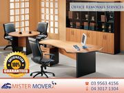 Best Office Removalists in Melbourne