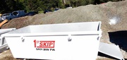 Mini Skip Bin Hire Services at 1st Skip