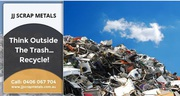 Get Lead Scrap Metal in Melbourne Collected and Recycled